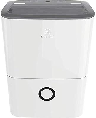 Electrolux - Deshumidificador Ambiflex con ionizador - Función de secado de ropa 16l Bianco: Amazon.es: Hogar