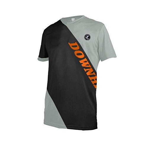 Uglyfrog #08 Designs Bike Wear Men's Downhill Jersey Summer Short Sleeve Rage MTB Cycling Top Cycle Motocross Mountain Bike Shirt