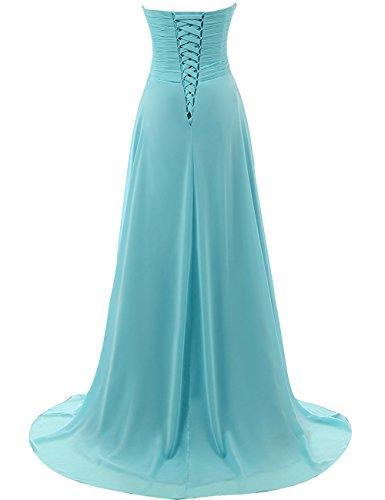 Mollige Schwangere Strass Partykleider Abendkleidera Mit Mingxuerong Jade Chiffon Ballkleider 6R7pfcq