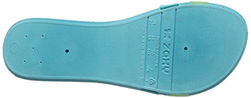 Zaxy Intense Summer Thong Fem - Sandalias Mujer Varios Colores - Mehrfarbig (light blue blue 8276)