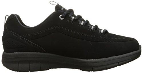 Skechers Kvinders S Ynergy 2.0-side-trins Bred Mode Sneaker Sort 5lrC99M6e