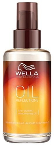 Wella Styling Oil Huile Reflections 3.38 oz / 100 ml Vitamin
