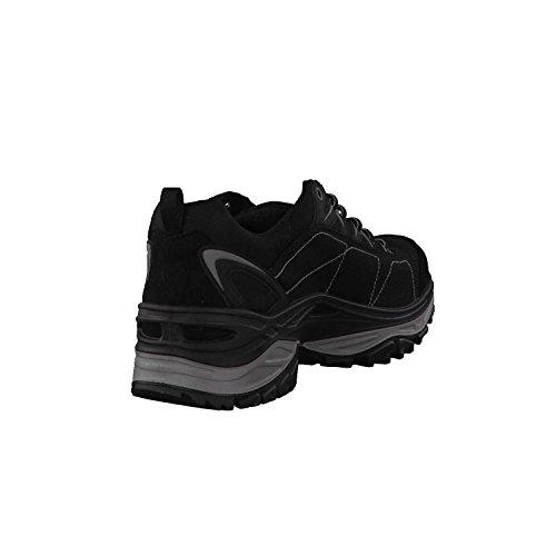 Lowa Hombre Calzado exteriores Ferrox GTX Lo 310610 negro/gris