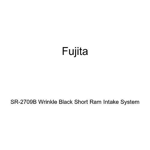 Fujita SR-2709B Wrinkle Black Short Ram Intake System