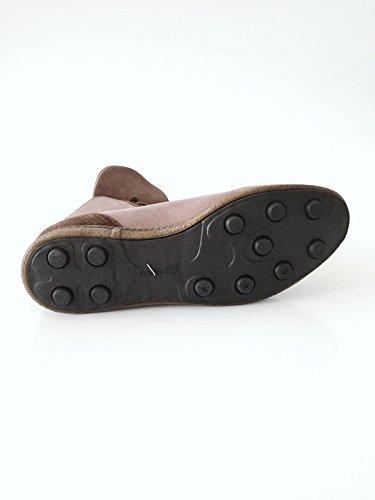 Pantofola d'Oro Herrenschuh Halbschuh Echtleder braun Größe 41