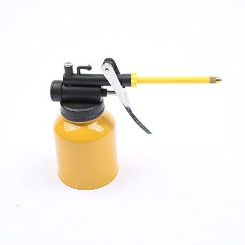 LUBAN - Aceitera manual de alta presión, mini pistola de spray