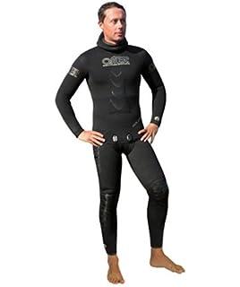 Mares Mens 5mm Apnea Instinct 50 Open Cell Freediving Wetsuit Jacket