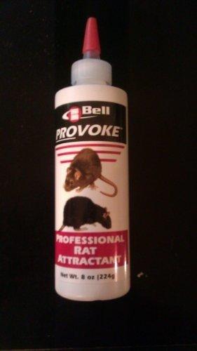 Provoke Professional Rat Attractant 8 oz BELL-1055 (Professional Rat Traps)