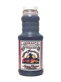 Fiesta Jamaica Drink Concentrate, 16 oz. -