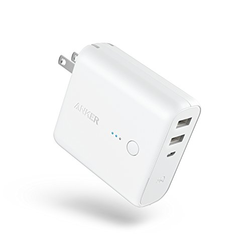 Anker 2-in-1 Portable + Wall Charger