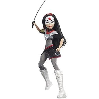 Amazon.com: DC Super Hero Girls Katana Action Doll, 12