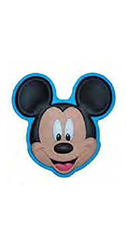 Disney Mickey Mouse Face Lasercut Rubber Refrigerator Magnet