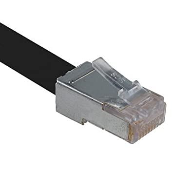 Outdoor Shielded Direct Burial Cat5e Ethernet Cable 100ft
