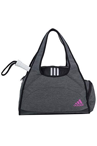 adidas, Bolso Weekend 1.9 2019 Gris Adultos unisex, Multicolor, Talla unica