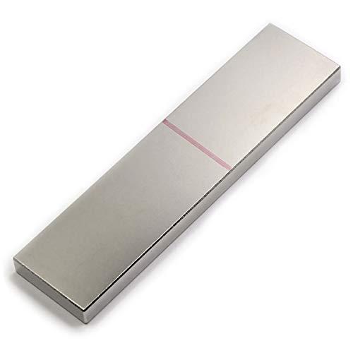 CMS Bar Magnet Rare Earth Neodymium Grade N45 55 LB 4