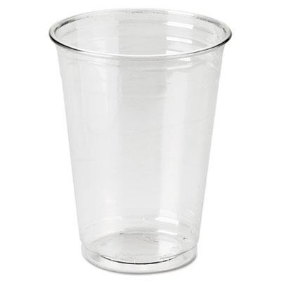 DXECP10DX - Clear Plastic PETE Cups