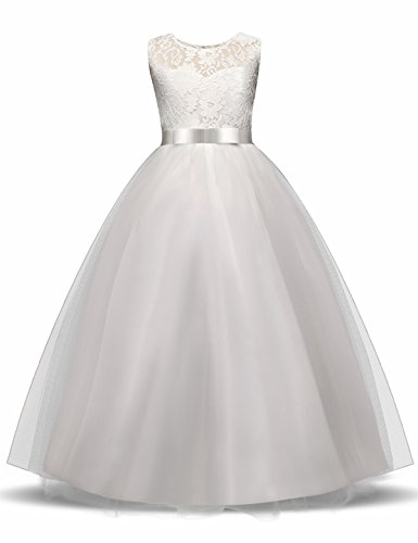 flower girl dresses 10 11 - 4
