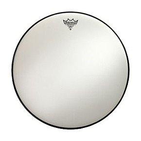 Remo RC2808-SS 28-8/16-Inch Renaissance Clear Timpani Drum Head - Steel Insert by Remo