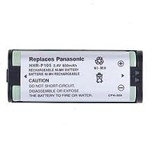 PANASONIC HHR-P105 NiMH 850mAh