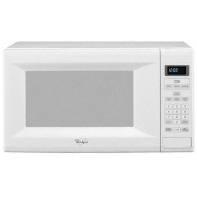 Whirlpool : MT4155SPQ 1.5 cu. ft. Countertop Microwave Oven with 1200 Cooking Watts - White