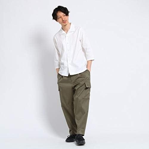 [ タケオキクチ ] カジュアルシャツ ドビー市松チェックシャツ 07088064 メンズ