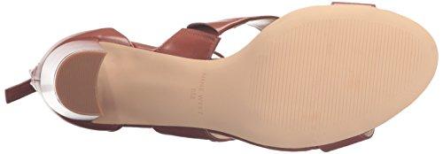 Ni Vest Kvinders Naxine Patent Kjole Sandal Cognac v45rwJPT