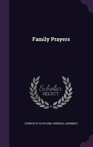 Read Online Family Prayers PDF