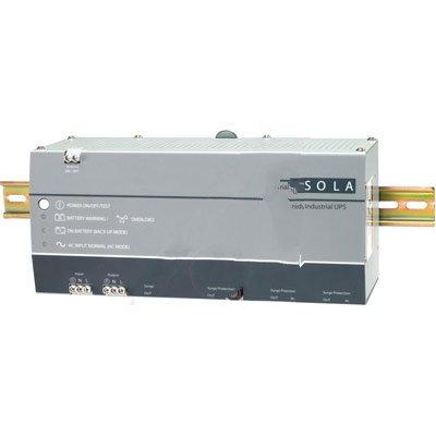 SOLA-HD SDU500-5, UPS, 500VA, 300 Watts, 230 Volt, Din Rail Mount