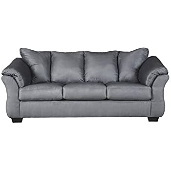 Amazon.com: Signature Design by Ashley - Darcy Loveseat ...