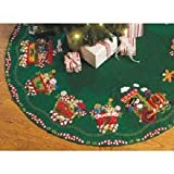 Bucilla Christmas Tree Skirts