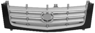 OE Replacement Cadillac Escalade Grille Assembly (Partslink Number GM1200509) ()