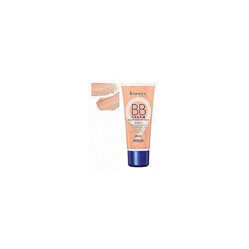 (Rimmel BB Cream 9-in-1 Super Makeup, Medium)