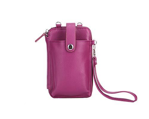 Nodykka Crossbody Bags for Women Cell Phone Purse Pouch Wristlet Wallet Shoulder Bag Card Holder Handbags