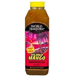 World Harbor Island Mango Mrnd (6x16OZ )