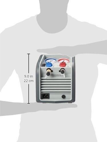 [해외]Robinair RG3 110V AC, 60Hz 휴대용 냉 매 복구 시스템/Robinair RG3 110V AC, 60 Hz Portable Refrigerant Recovery Machine