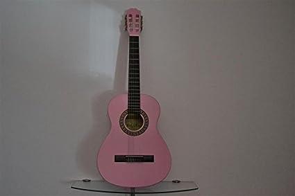 Guitarra de concierto Billy Blu-ray TC 60pk 3/4 Incluye Funda ...