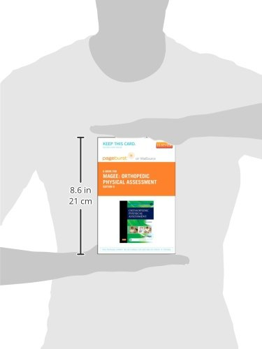 Orthopedic Physical Assessment - Elsevier eBook on VitalSource (Retail Access Card), 6e