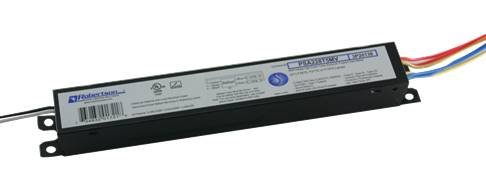- ROBERTSON 1P20138 OEM-Pak of 10 Fluorescent eBallasts for 2 F28T5 Linear Lamps, Program Start, 120-277Vac, 50-60Hz, Normal Ballast Factor, HPF, Model PSA228T5MV AH (Successor to Model PSA228T5MV /A)