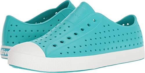 native Shoes Unisex Jefferson Glacier Green/Shell