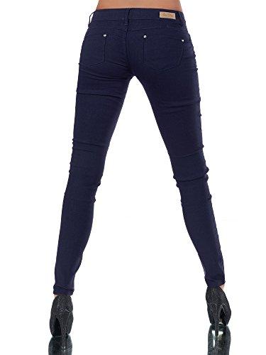 jeans Vaqueros Oscuro Básico Azul Mujer Para Jegging Diva 8d5Rwxzqq