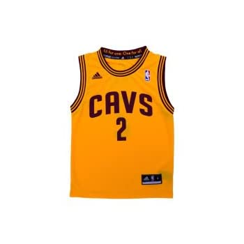 official photos 305ad 59378 Order Cleveland Cavaliers Kyrie Irving Youth Gold Jersey ...