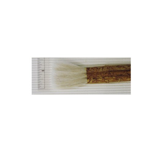 Yasutomo Sheep Hair Short Bamboo Handle Hake Brush, 1 in Yasutomo Inc