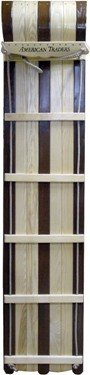 Wooden Toboggan - 6ft by AMERICAN TRADERS