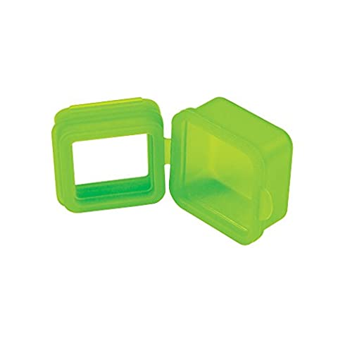 Healthy Measures 74406 Measuring Butter Cover, Portion Control, Green - Control Measures