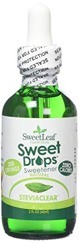 Sweetleaf Stevia Clear Liquid Extract,2 Ounce