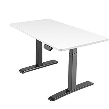KIMEX 150-2515K Escritorio motorizado Sentado/de pie, Altura ...