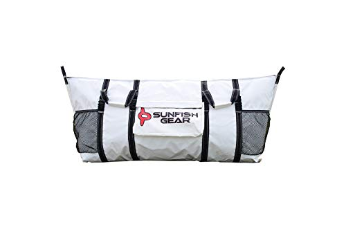 "Fish Kill Bag - 72"" x 30"" - Sportfishing and Deep Sea Fishing Bag - Compact Insulated Vinyl Storage for Tuna, Mahi Mahi, Marlin and Large Fish"