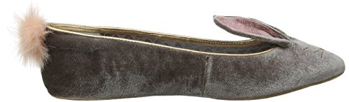 Baker Slippers grigio Woman Bellamo Grey Ted dp4W8d