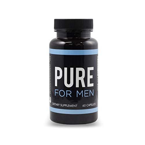 Pure For Men – 60 Cápsulas.