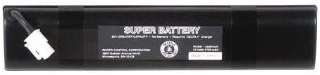 Norman B5122 Replacement Super Battery for the P400B Power Supply P400B Requires two Batteries
